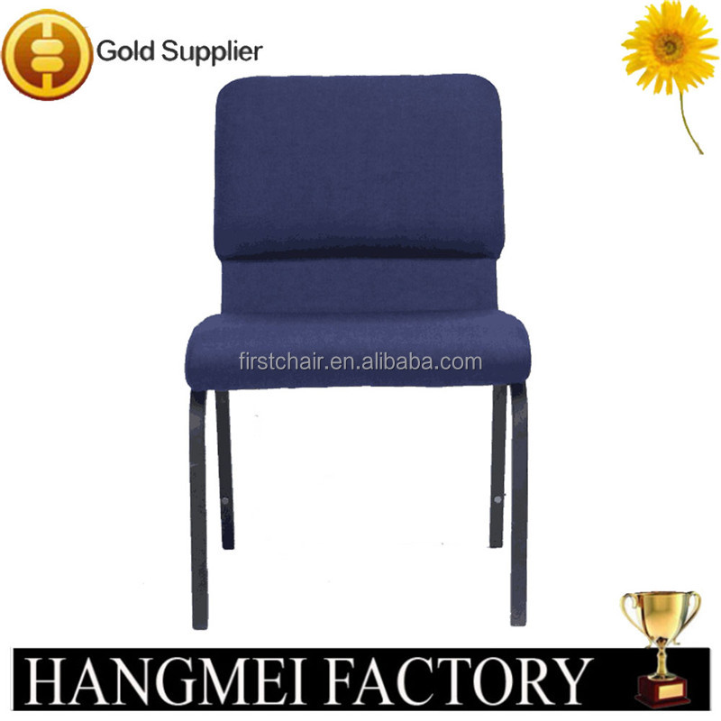 Directly Factory Stackable Padded Interlock Church Chair HM-C90