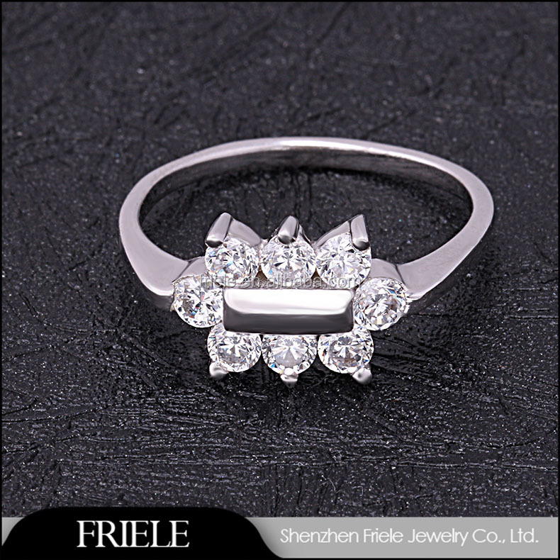 2015 Valentine Gift Girls And Boys Love 925 Silver Engagement Ring ...