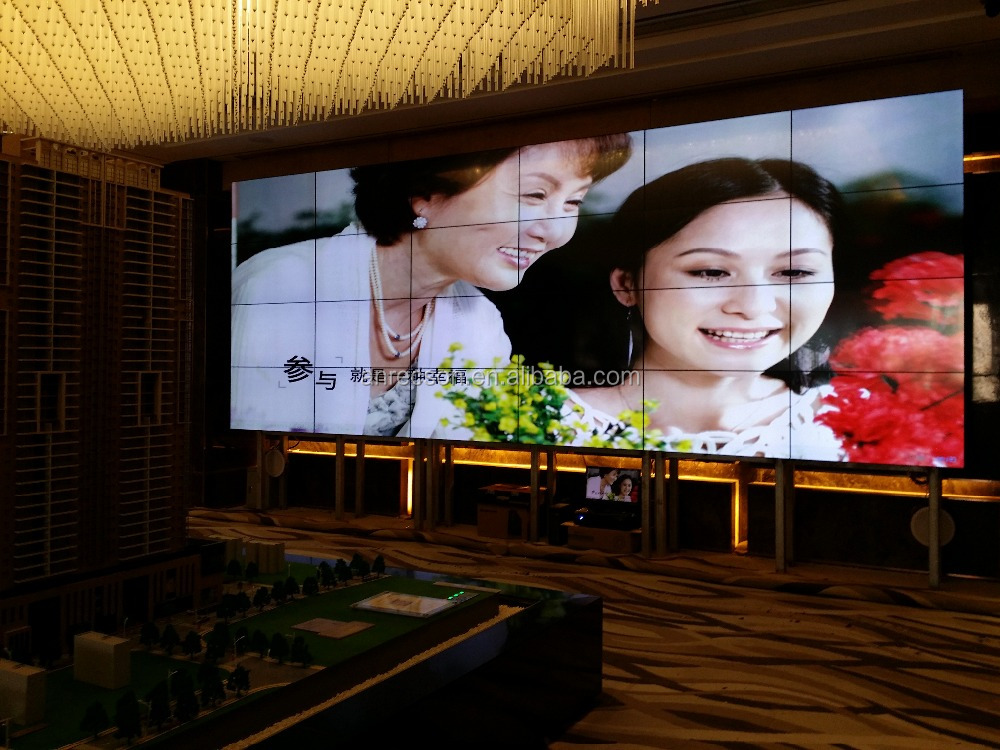 Sumsung 55 inch LCD Video Wall Unit, luxury tv wall units