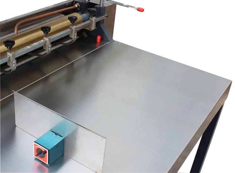JS-650F Manuelle Hard Cover, Der Maschine