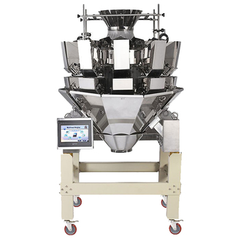 10 Heads multihead weigher packing machine