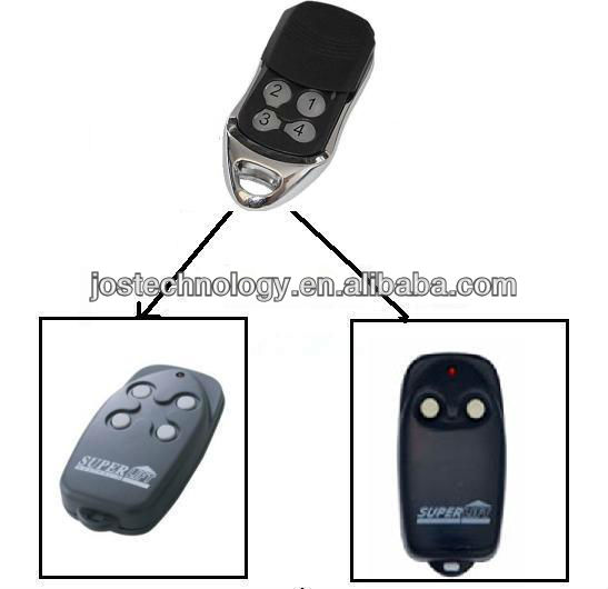Low price!Superlift TX4 - Avanti TX4 Compatible Garage Remote opener radio control