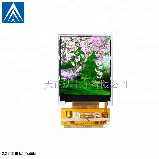 Best seller 2.2 inch tft lcd modules 240*320 small transparent oled screen