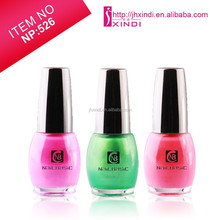 15ml Candy color pollution-free classic designs nail polish