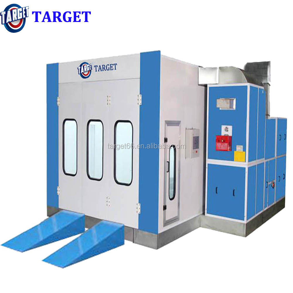 TARGET used car outdoor spray paint booth for sale TG-60B