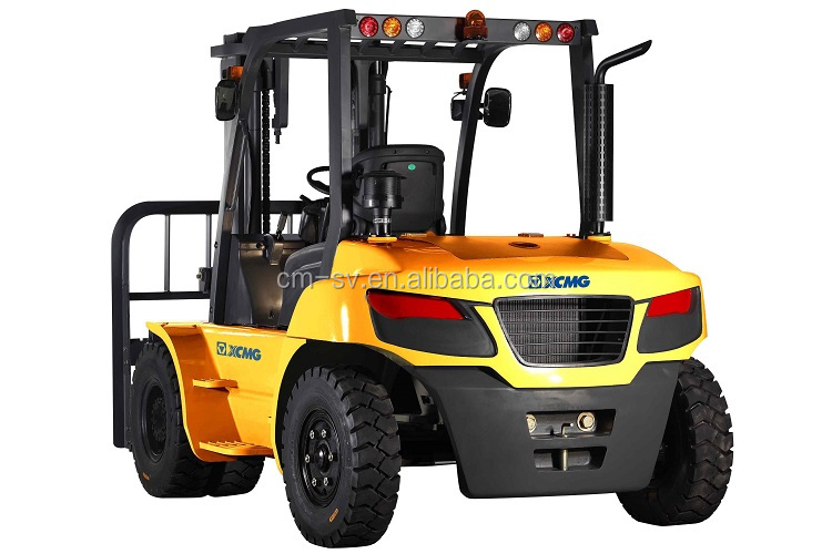 China XCMG Official 4.0-5.0 Ton Diesel Forklift Truck for sale