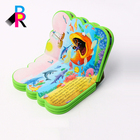 China Cheap Colorful Fancy Shape Printing Children Foam Board Book