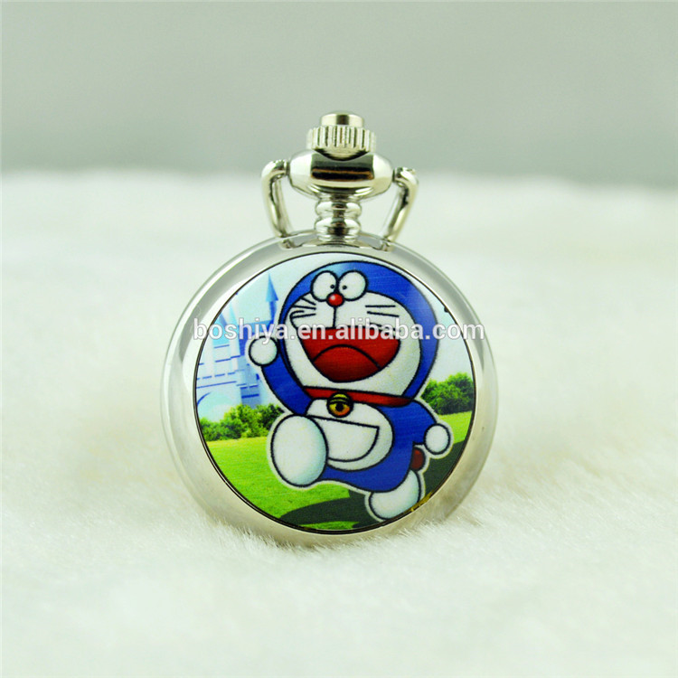 Wholesales Fullmetal Anime Zinc alloy Pocket Watch And Necklace