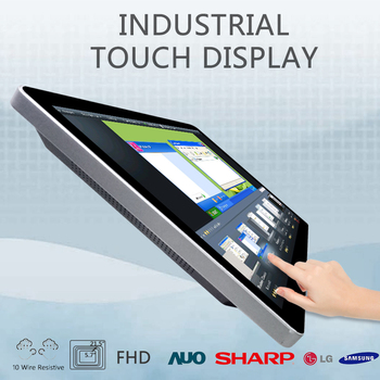 aoc monitor desktop monitor with Touchscreen