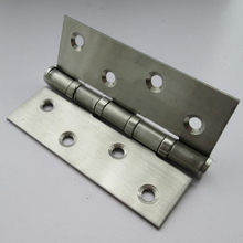 Factory supply 304 metal glass door hinge