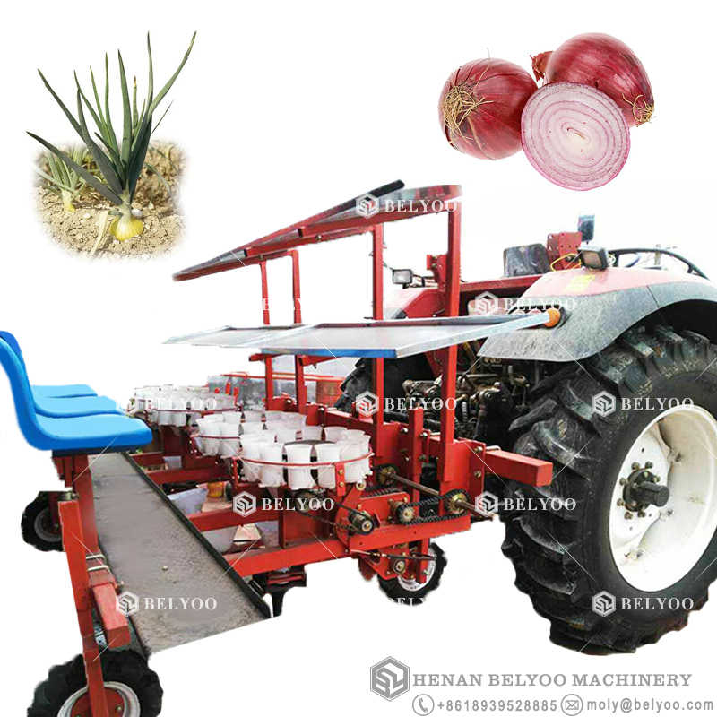 Agricultural new design vegetable onion sweet potato seedling transplanter
