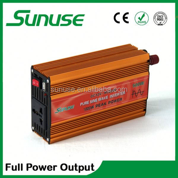 DC TO AC off grid solar inverter invertor for car use