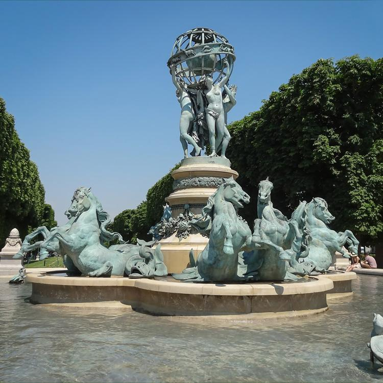 Large Bronze Fountain, Large Bronze Fountain Suppliers And Manufacturers At  Alibaba.com