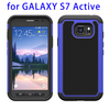 Shockproof Hybrid Protective Cover Case for Samsung Galaxy S7 Active, New Products 2016 Back Cover for Galaxy S7 Active
