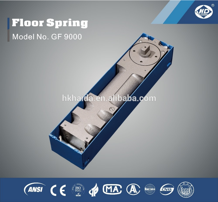 Ts80 360 Degree Stainless Steel Glass Door Hinges Heavy Duty Gate