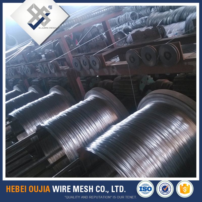 wholesale price soft annealed galvanized welded rebar tie wire mesh