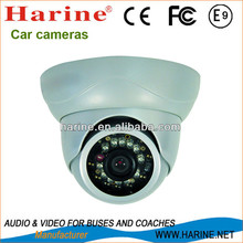 Night vision infrared car reverse camera