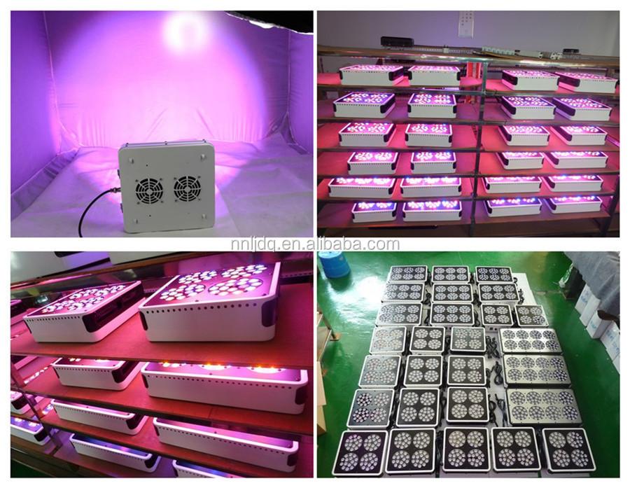 Apollo Led Grow Light Full Spectrum 5w Led Chip For Indoor ...