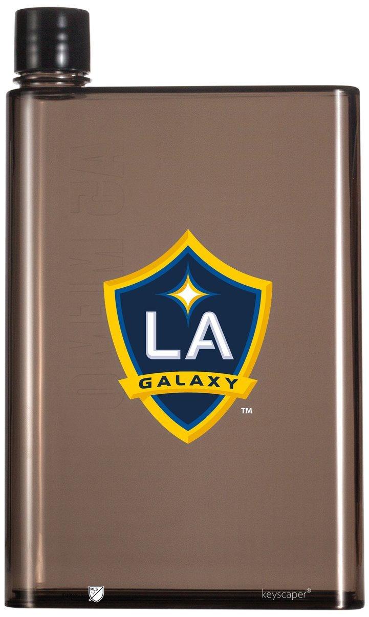 Keyscaper KBA5SM-0MLS-GALXY3 Flat Water Bottle Drinkware, Logo