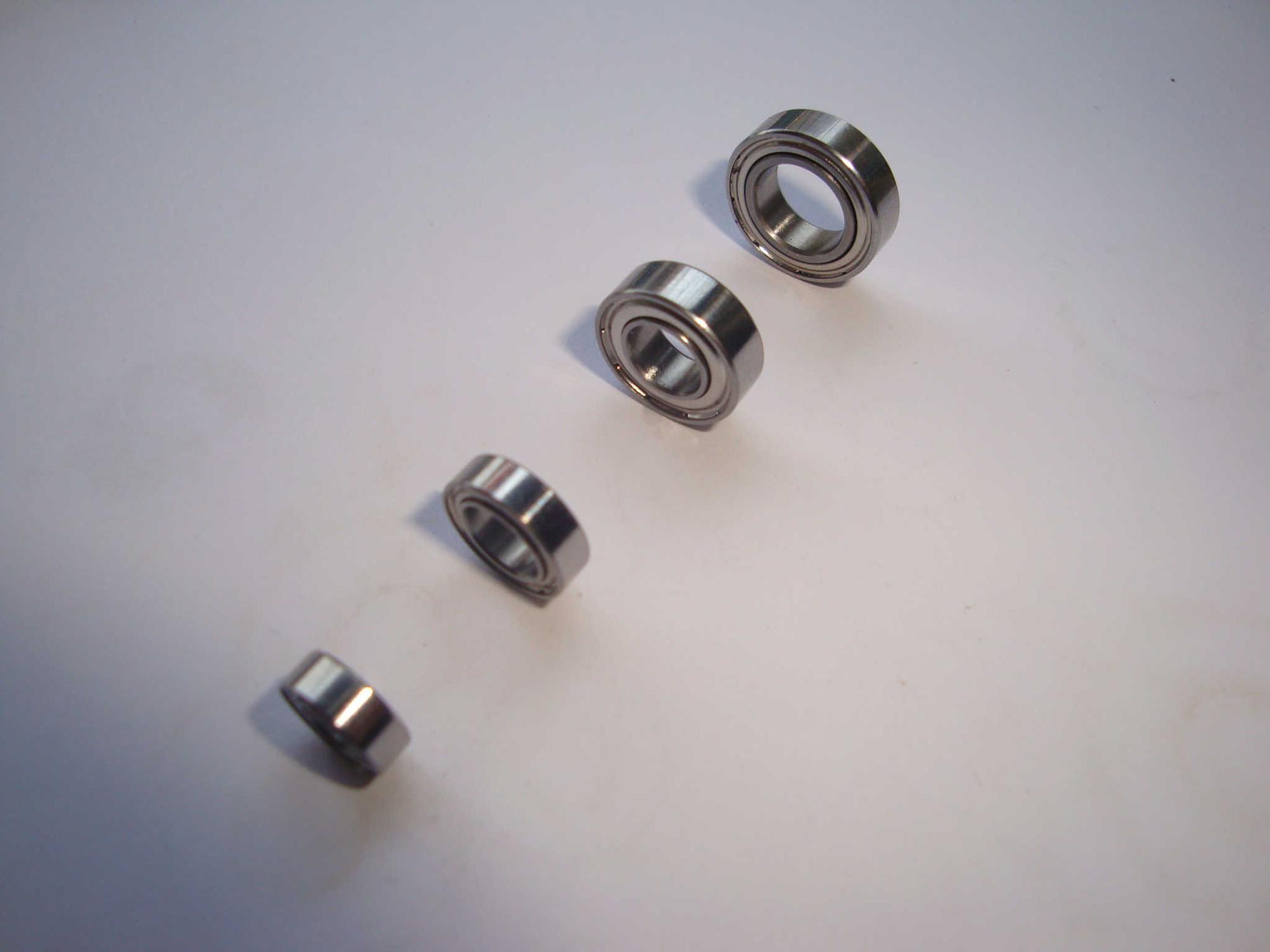 คุณภาพสูงขนาดเล็ก Ball แบริ่ง mr137 mr137zz mr137-2rs แบริ่งขนาดเล็ก
