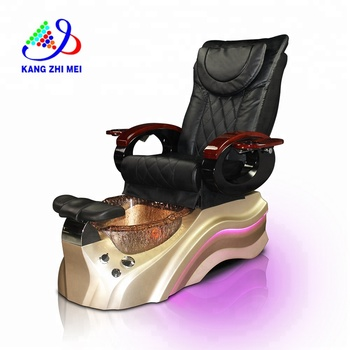 New arrival model  Salon furniture luxury massage pedicure foot  chair (s832-3)