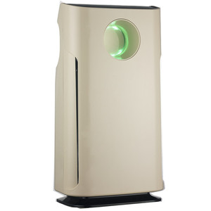 Heap filter air purifier with h13 hcho pm2.5 dust sensor