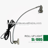 12v 35w halogen replacement led, flexible arm led work light, aluminium exhibition booth stand