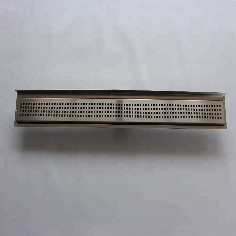Sloped Channel Base Wall Mounted Stainless Steel 304 Or