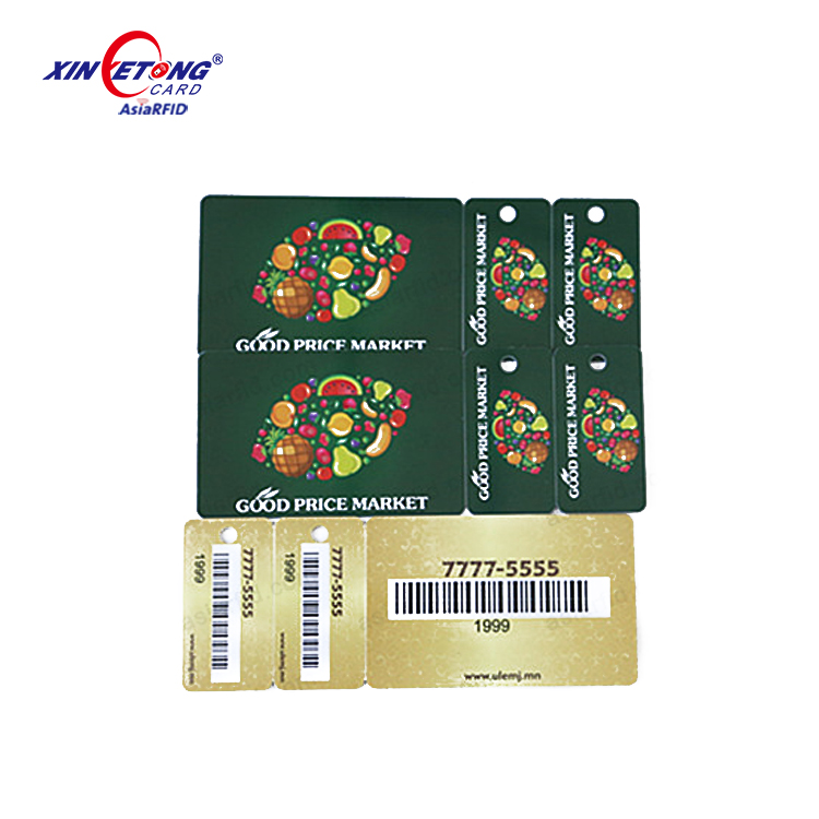 Open-Minded 125khz Low Frequency Issi4439 Both Side Printing Plastic Pvc Rfid Chip Card A Great Variety Of Models Business Cards Calendars, Planners & Cards