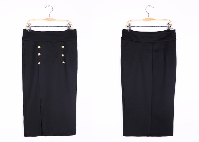 Best Sale Fashion Skirt Black Formal Skirts Designs Latest Skirt ...