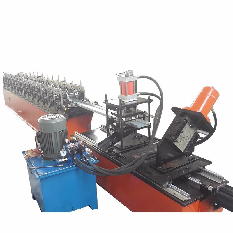 Metal Stud Track Drywall Making Machine Production Line
