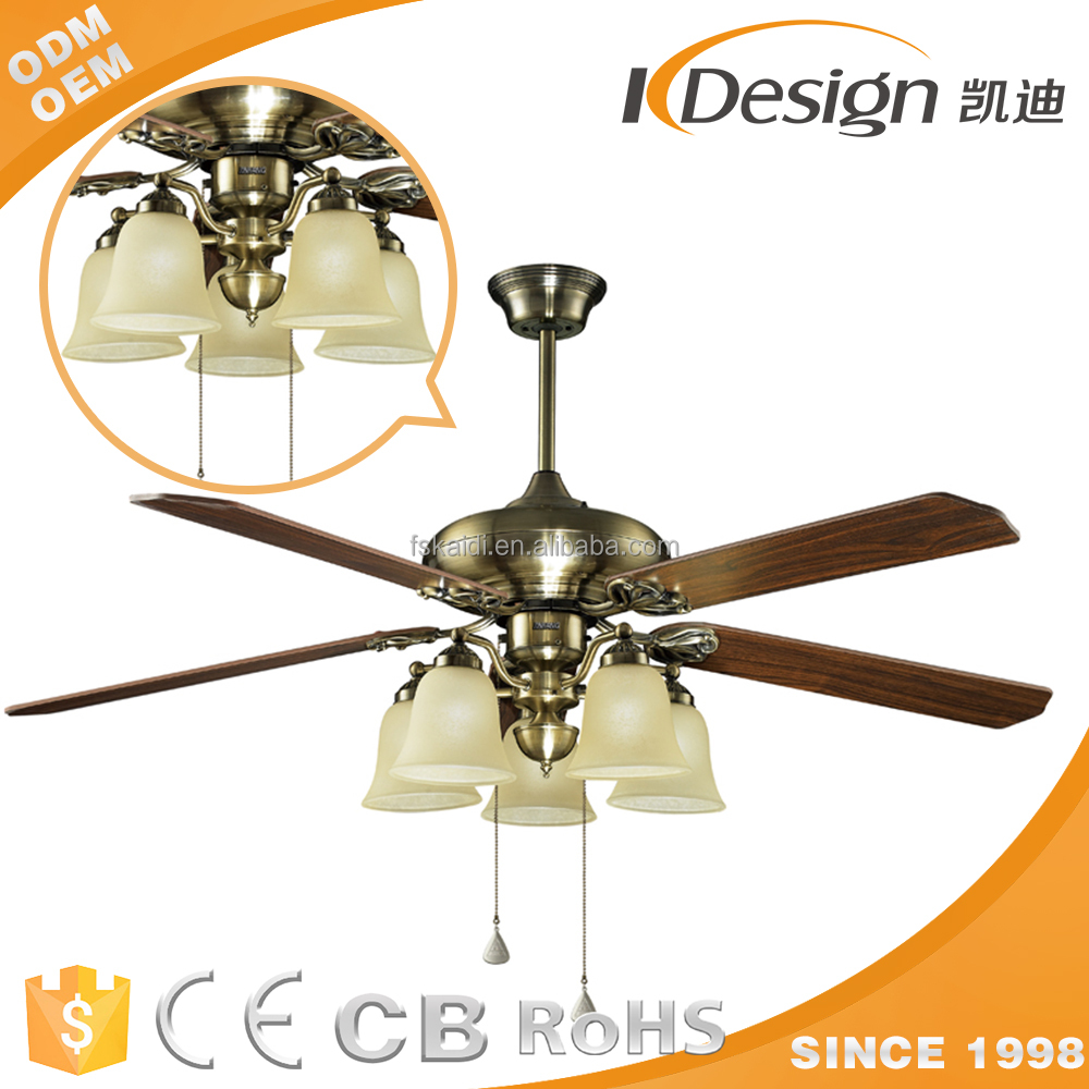 New Products Led 32w Two Color Cover No Blades Ceiling Fan With Remote Control