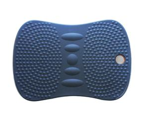 Hot koop staande bureau fitness houten balance board China, zelf wobble balance board oefening trainer