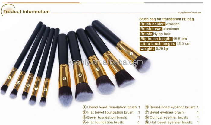 Latest Products In Market,Make-up Cosmetic Brush,Professional ...