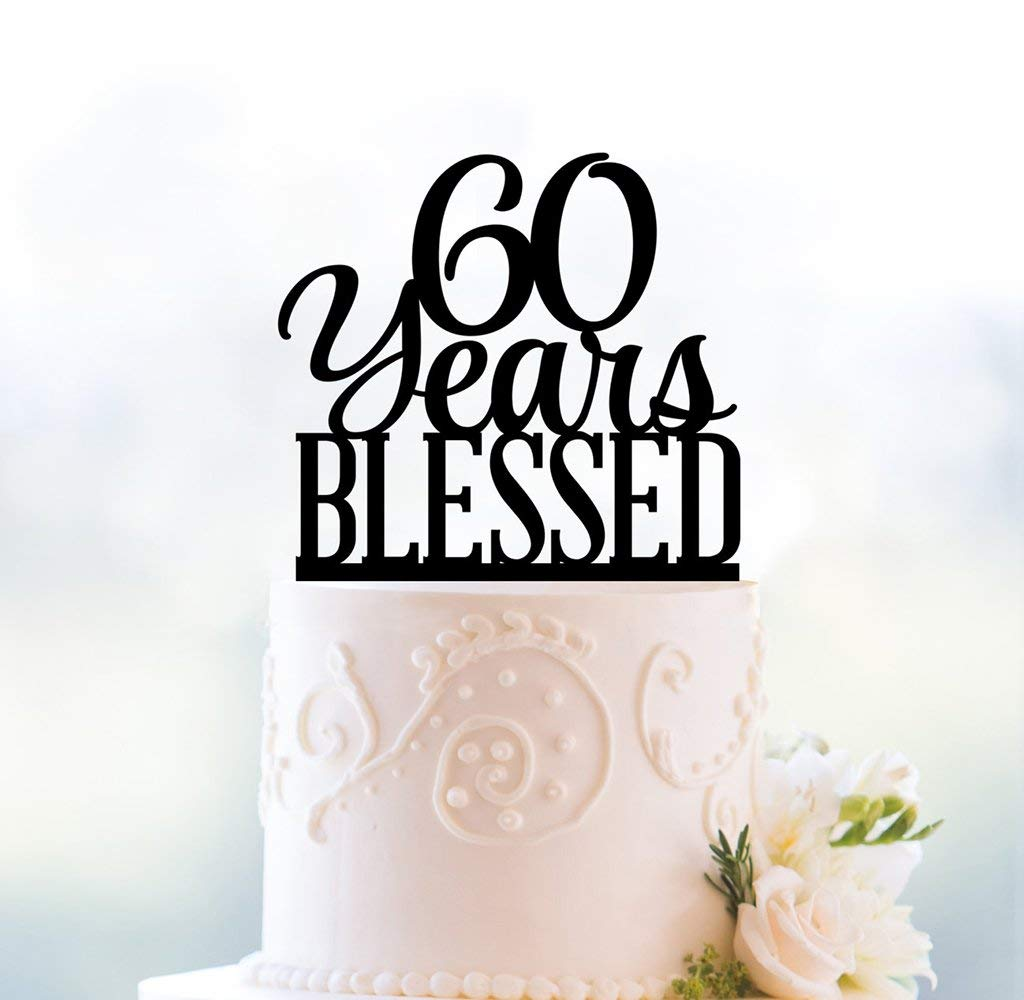 Phenomenal Cheap 60Th Birthday Cake Topper Find 60Th Birthday Cake Topper Funny Birthday Cards Online Bapapcheapnameinfo