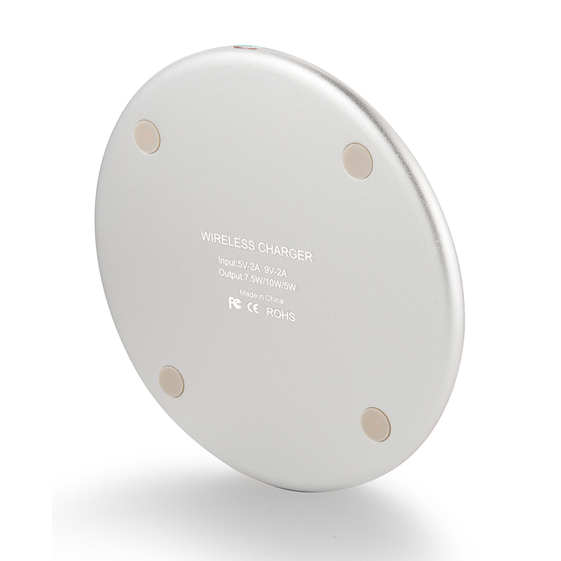 New design Universal 10W  Mobile phone  Wireless charger