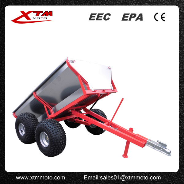 EPA approved ATV/Quad/UTV small box trailers for sale