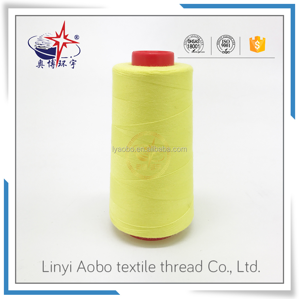 aobo sewing crochet thread and silk thread for sale