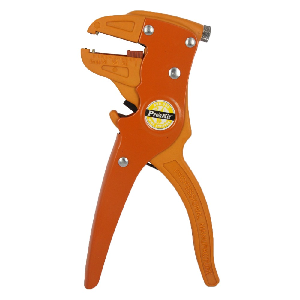 ProsKit CP-FB01 FTTH Wire Stripper Optical Fiber Cable Cutter Multitools Electrician Hand Tools