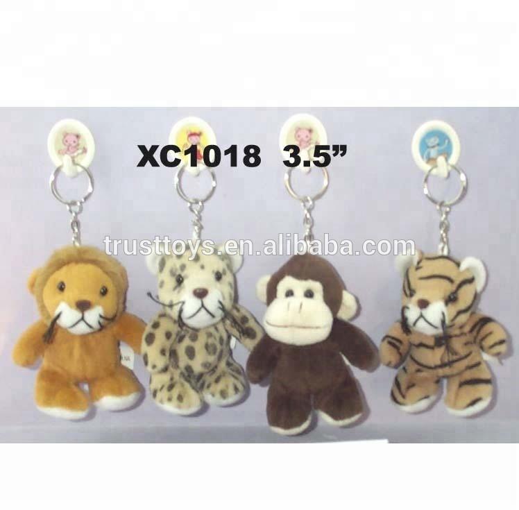 Plush Lion Keychain d3229f044947