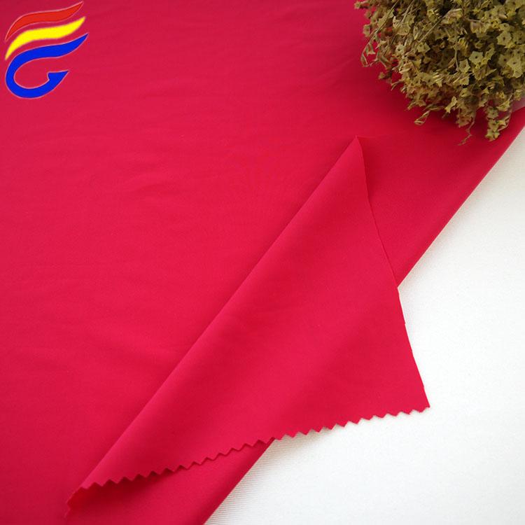 195gsm nylon spandex warp knitted tricot fabric for swimwear women