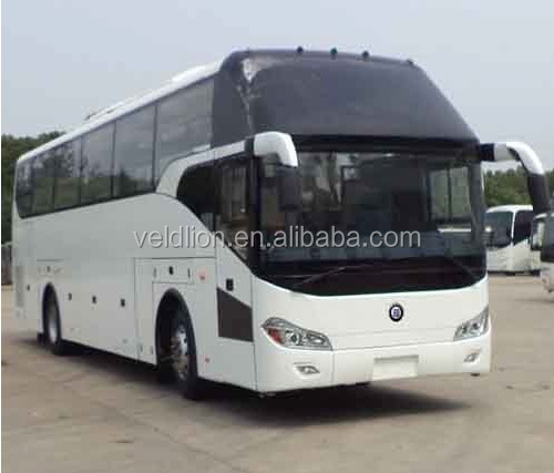 55 seaters Tourist Coach Bus with LCD screen
