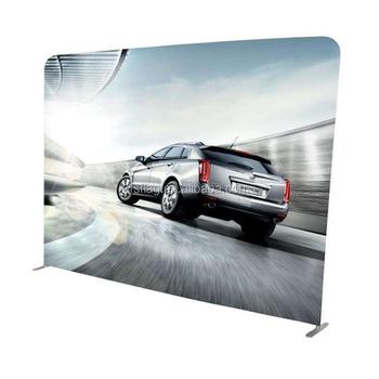 Shenzhen Factory Folding Backdrop Wall Portable Car Show Display - Portable car show display stand