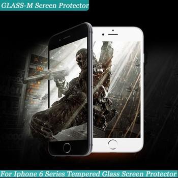 De haute qualite en verre trempe invisible shield for iphone 6 buy de haute - Plaque de verre trempe ...