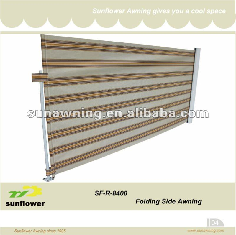 Sf-r-8400 Folding Patio Wind Block Awning - Buy Folding Patio Wind Block  Awning,Extensible Awning,Folding Side Screen Awning Product on Alibaba.com - Sf-r-8400 Folding Patio Wind Block Awning - Buy Folding Patio Wind