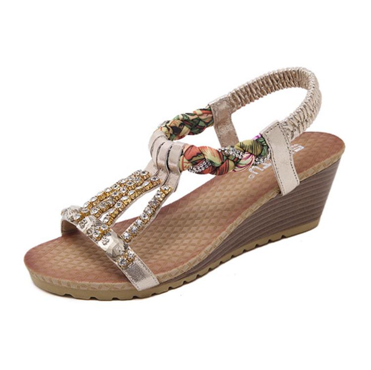 925454a6ffc4 China Platform Wedge Sandal 38