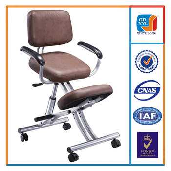 ergonomic original stool chair office wooden posture computer product rocking furniture home design store kneeling