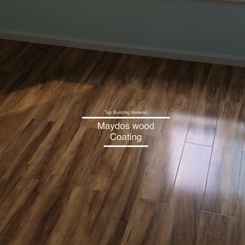 Extreme Hardness Timber Paint Floor High Build Clear Coat Finishes