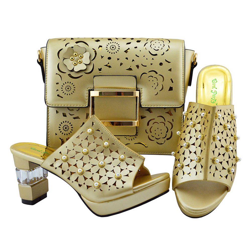 high women SB2280 heels shoes bags clutch matching for wedding 5Zrdq