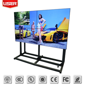 China Factory Direct-selling stand alone 42~55inch usb and network android advertising monitor replacement lcd tv screen